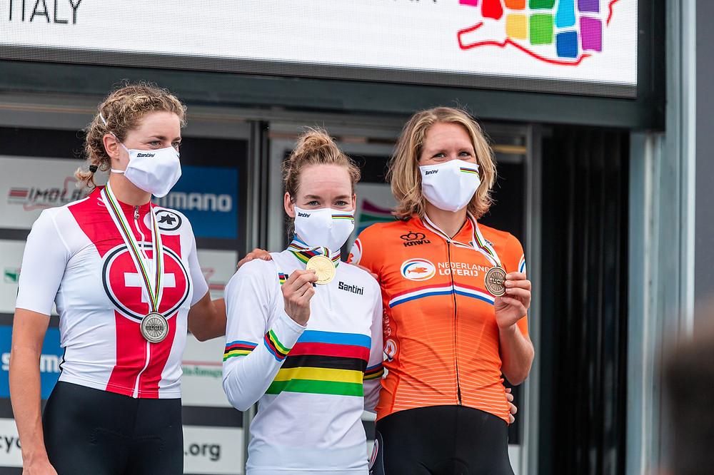Anna van der Breggen ITT