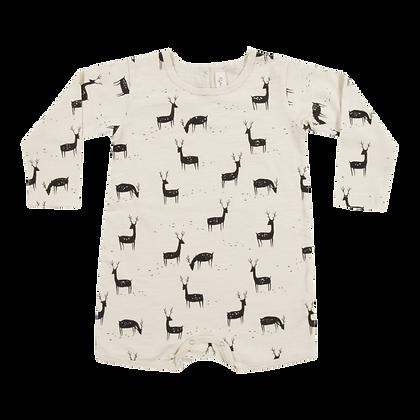 אוברול איילים שרוול ארוך