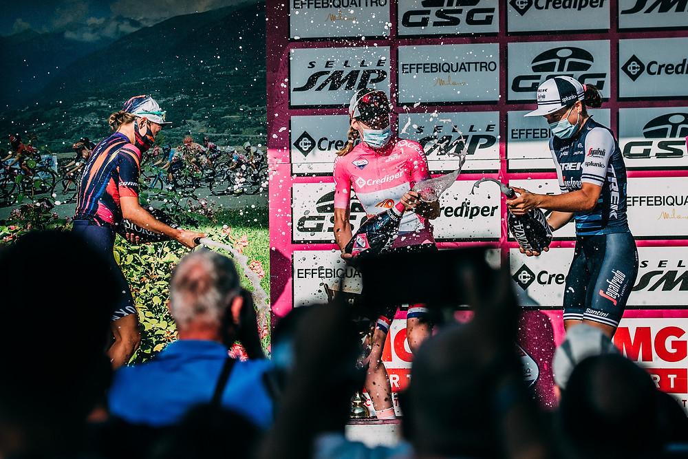 Anna van der Breggen Giro Rosa