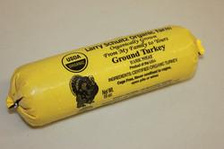 Organic Ground Turkey Dark Meat