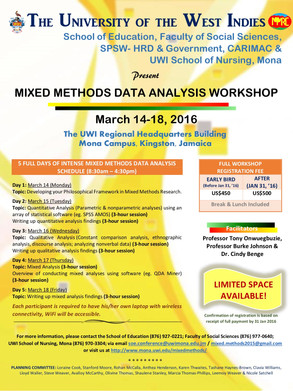 Data Analysis Workshop - March 2016