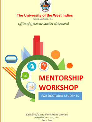 Mentorship Workshop - November 2017