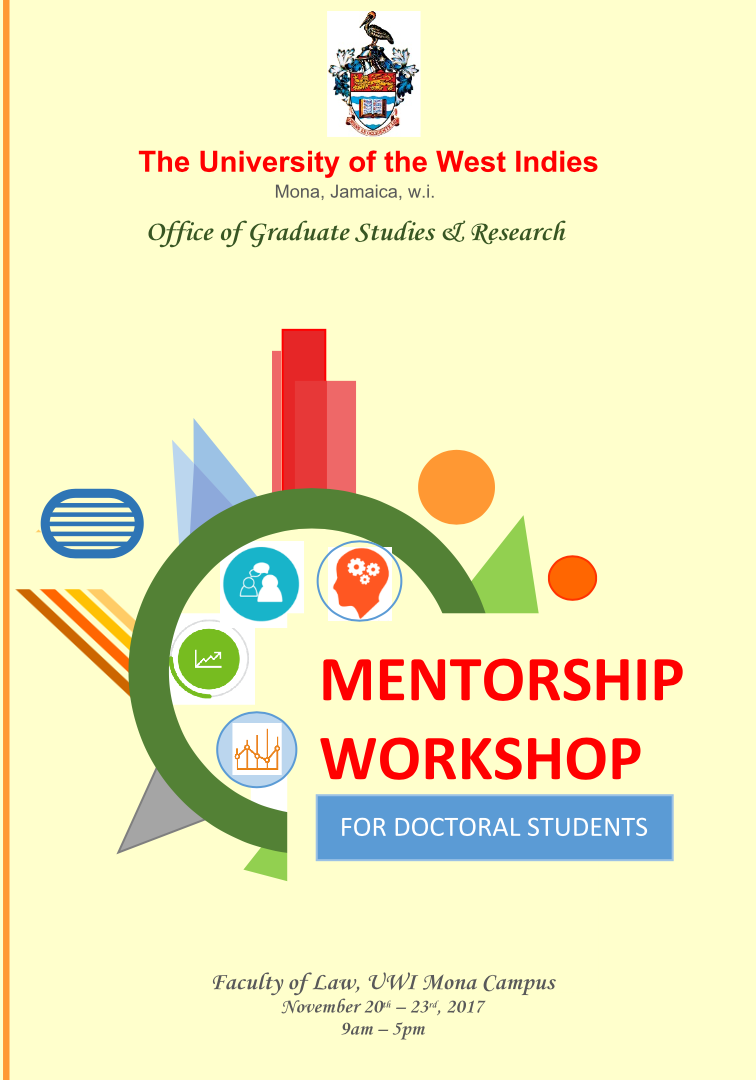 Mentorship Workshop - November 2017