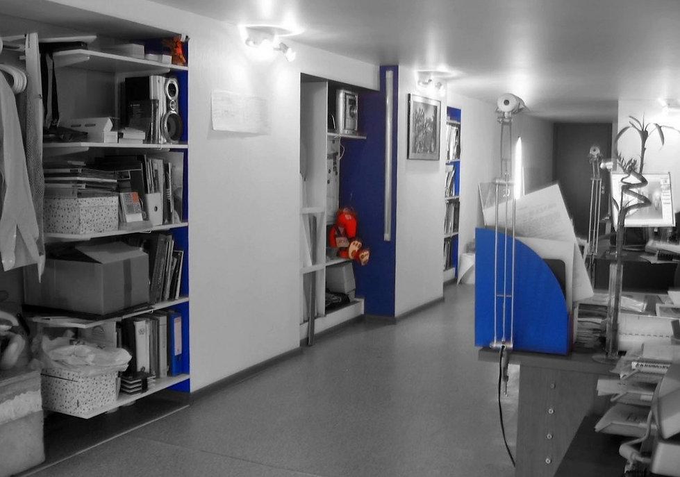 Office of AlLPN Ltd, interior design, office atmosphere