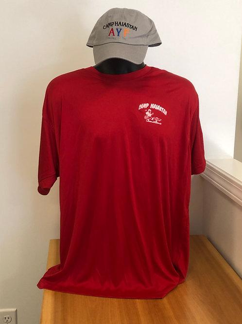 Red Dri-Fit T-Shirt