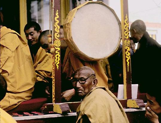 Tibetan Musicans