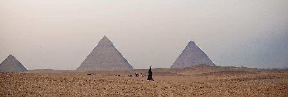 Pyramid Walk