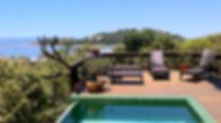 Imóveis a VENDA no Iporanga - Vista para o Mar da Praia de Iporanga