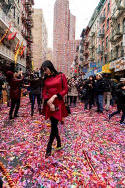 Chinese New Year Chinatown