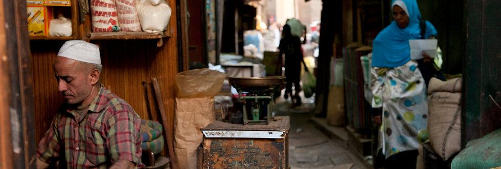 Coptic Cairo Spice Market