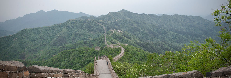 Great Wall Mutianyu Views