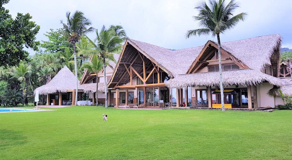 Casa Pé na Areia na Praia de São Pedro -