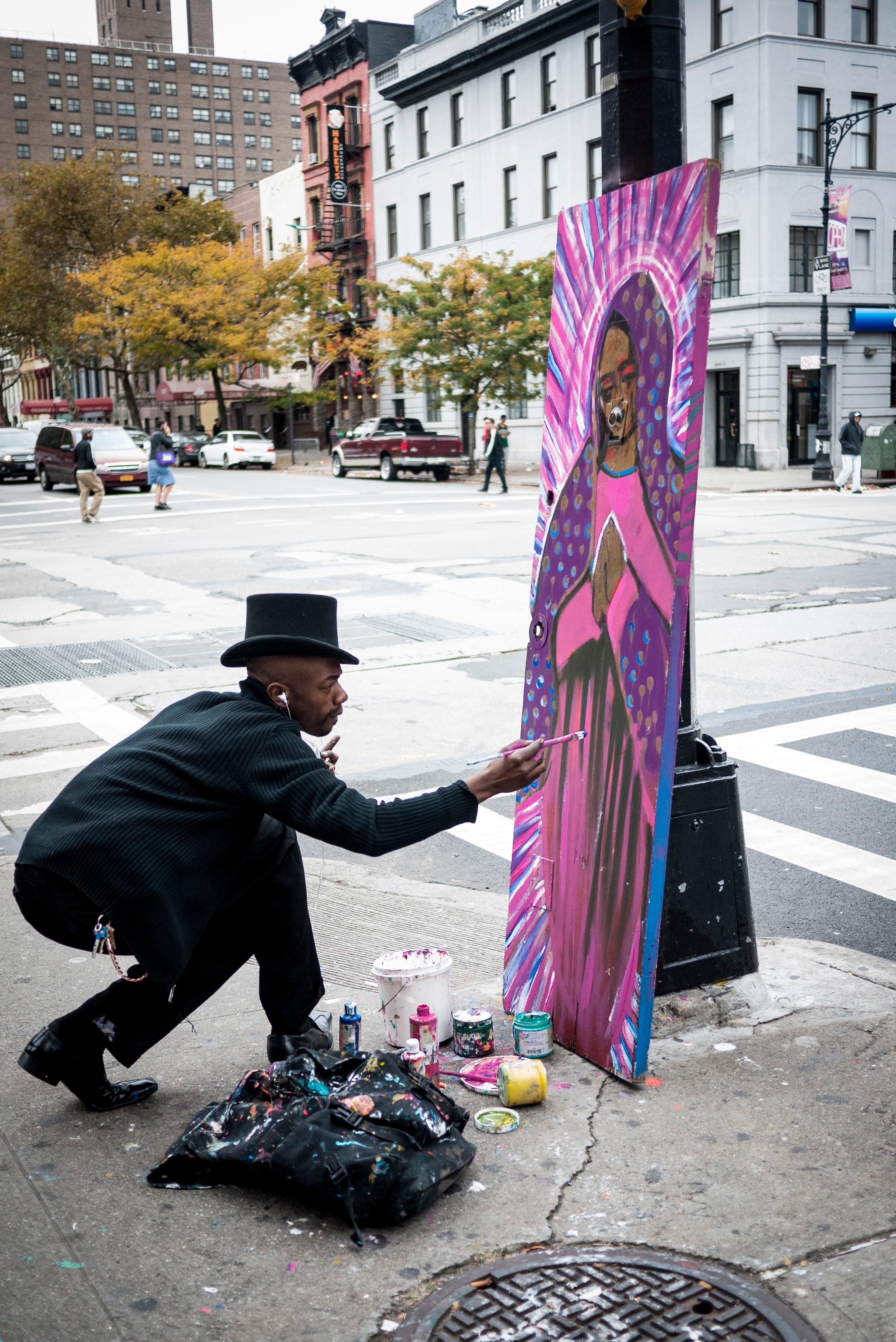 Private Session:Spanish Harlem