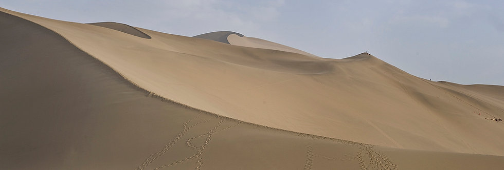 Mingsha Sand Dunes