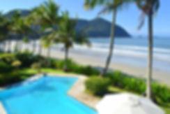 Locação no Condomínio Iporanga - Imóveis Pé na Areia