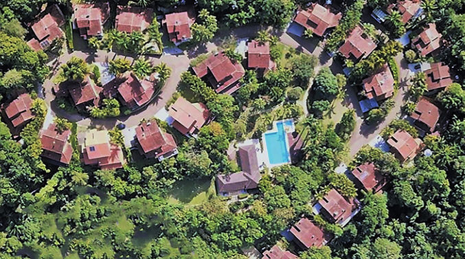 Condomínio Jardins do Iporanga na Praia de Iporanga