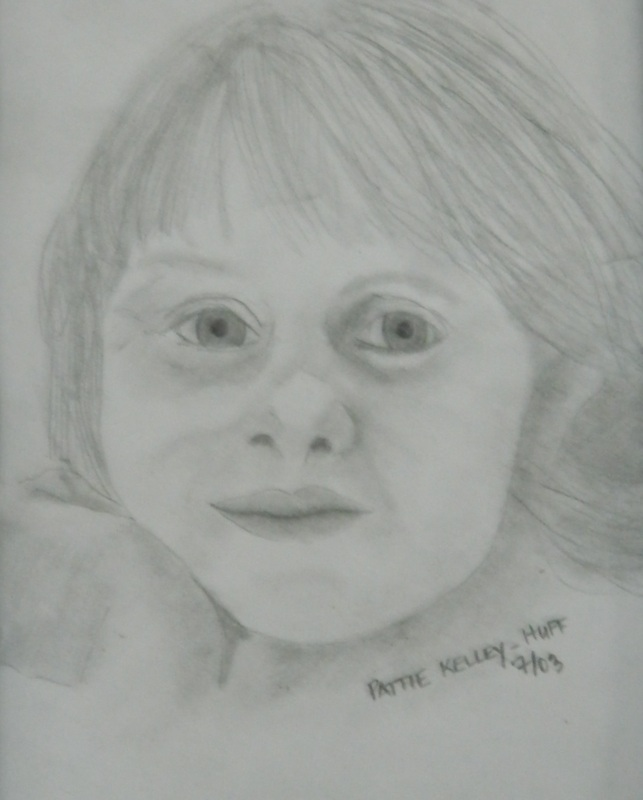 Mary Rose - Graphite