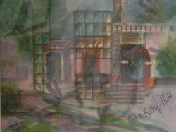 Foggy Fantasy - Watercolor