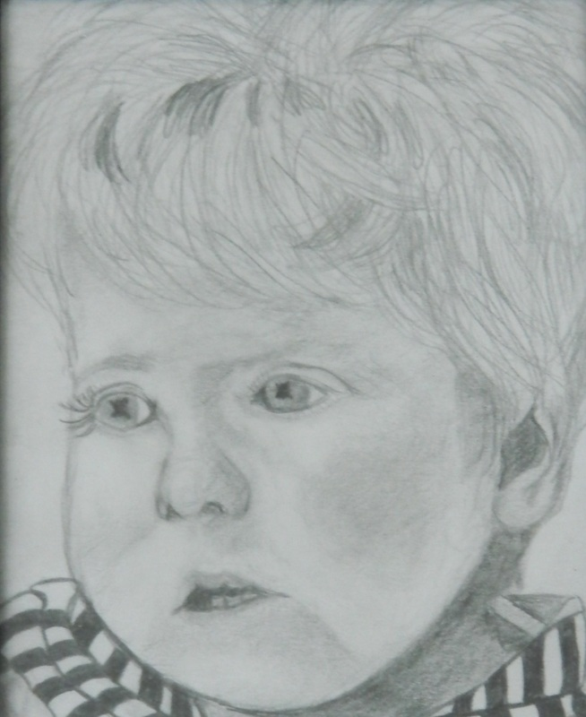 Christopher - Graphite Sketch