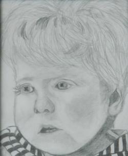 Christopher - Graphite Sketch