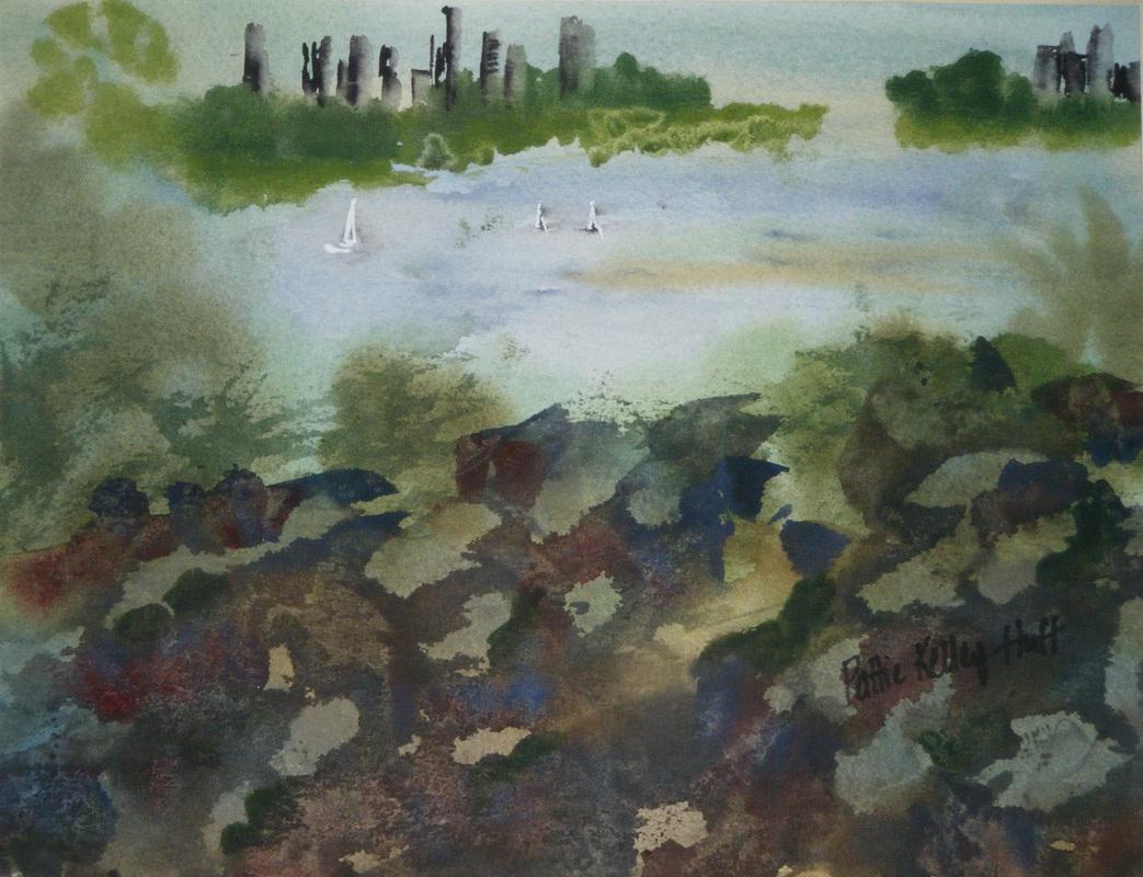 Tokyo - Watercolor