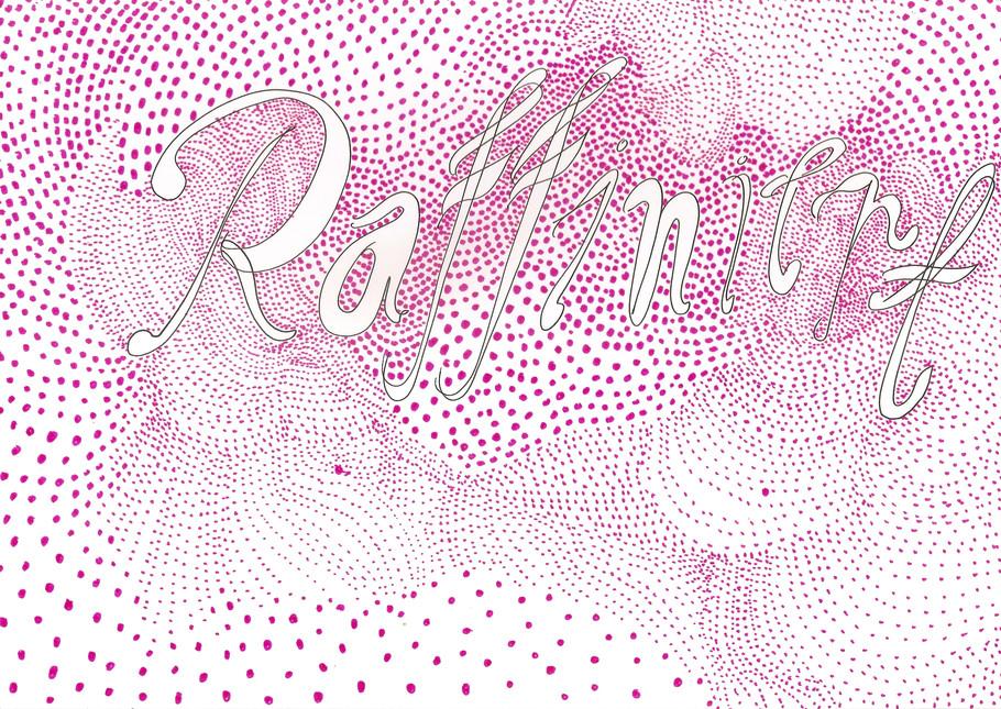 RAFFINIERT paper, fineliner, polychromos 21cmx29.7cm © Natalija Ribovic 2019