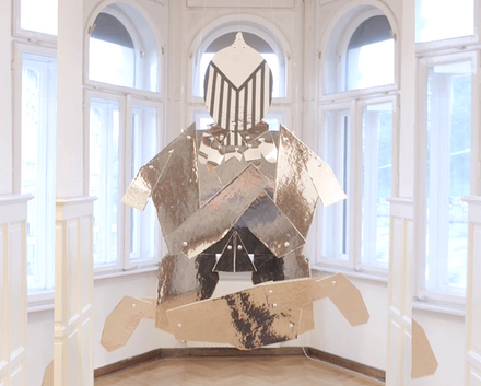 Exhibition, ALLES LOSLASSEN MIT DEM ZAUBERSTAB, Austrian Cultural Forum Belgrade