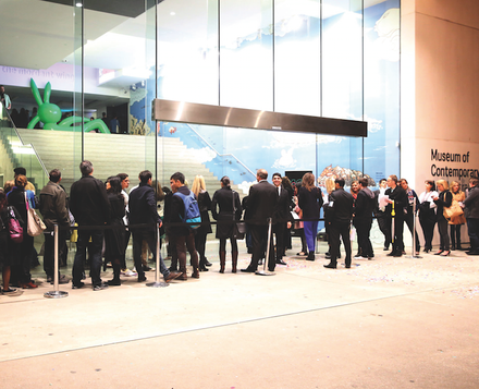 Exhibition, MCA- Museum of Contemporary Art Australia