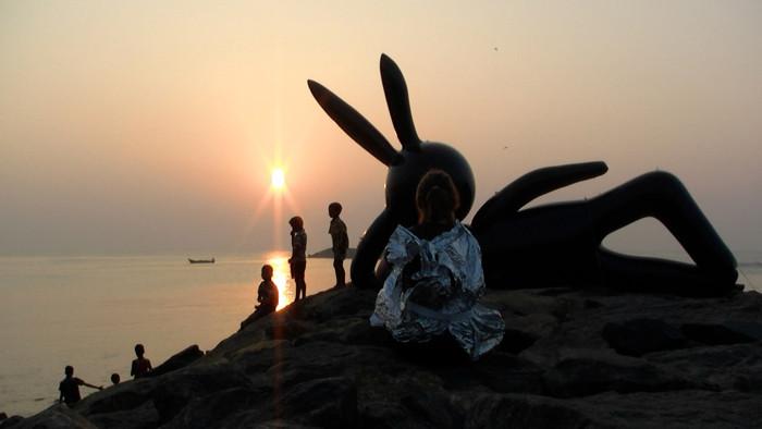 BLACK USAGI, Kanyakumari, India