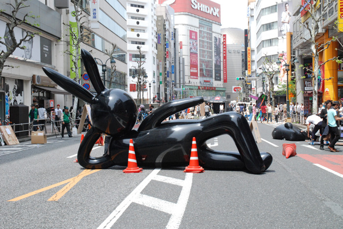 BLACK USAGI, Tokyo, Japan