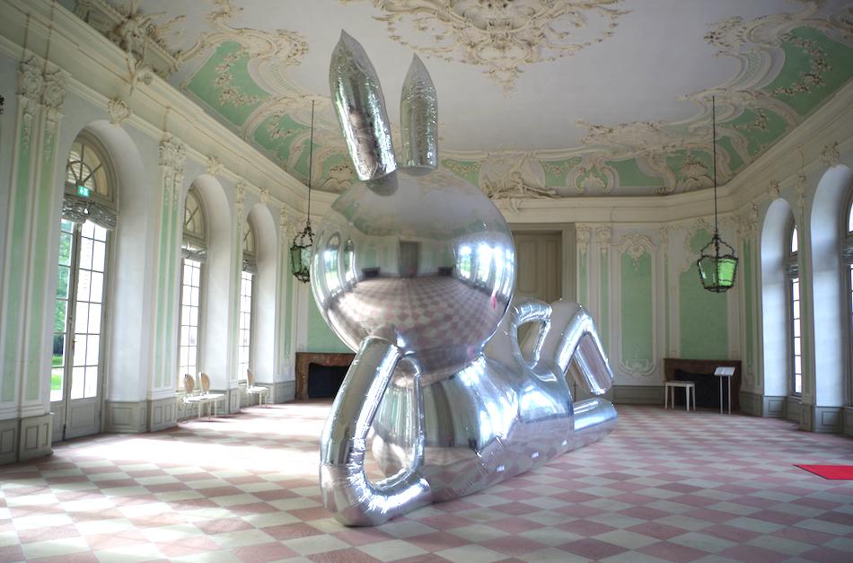 SILVERIO RABBIT, Schloss Schwetzingen