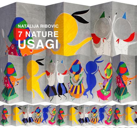 Exhibition, 7 NATURE USAGI, Neue Galerie Höhmannhaus, Augsburg