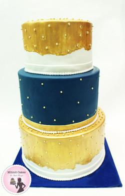 עוגת חתונה קלאסית