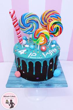 עוגת שוקולד וממתקים