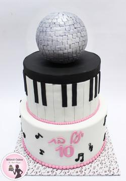 עוגת דיסקו