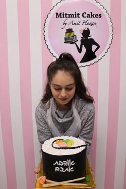 סדנה לעיצוב עוגה