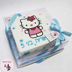 עוגה הלו קיטי