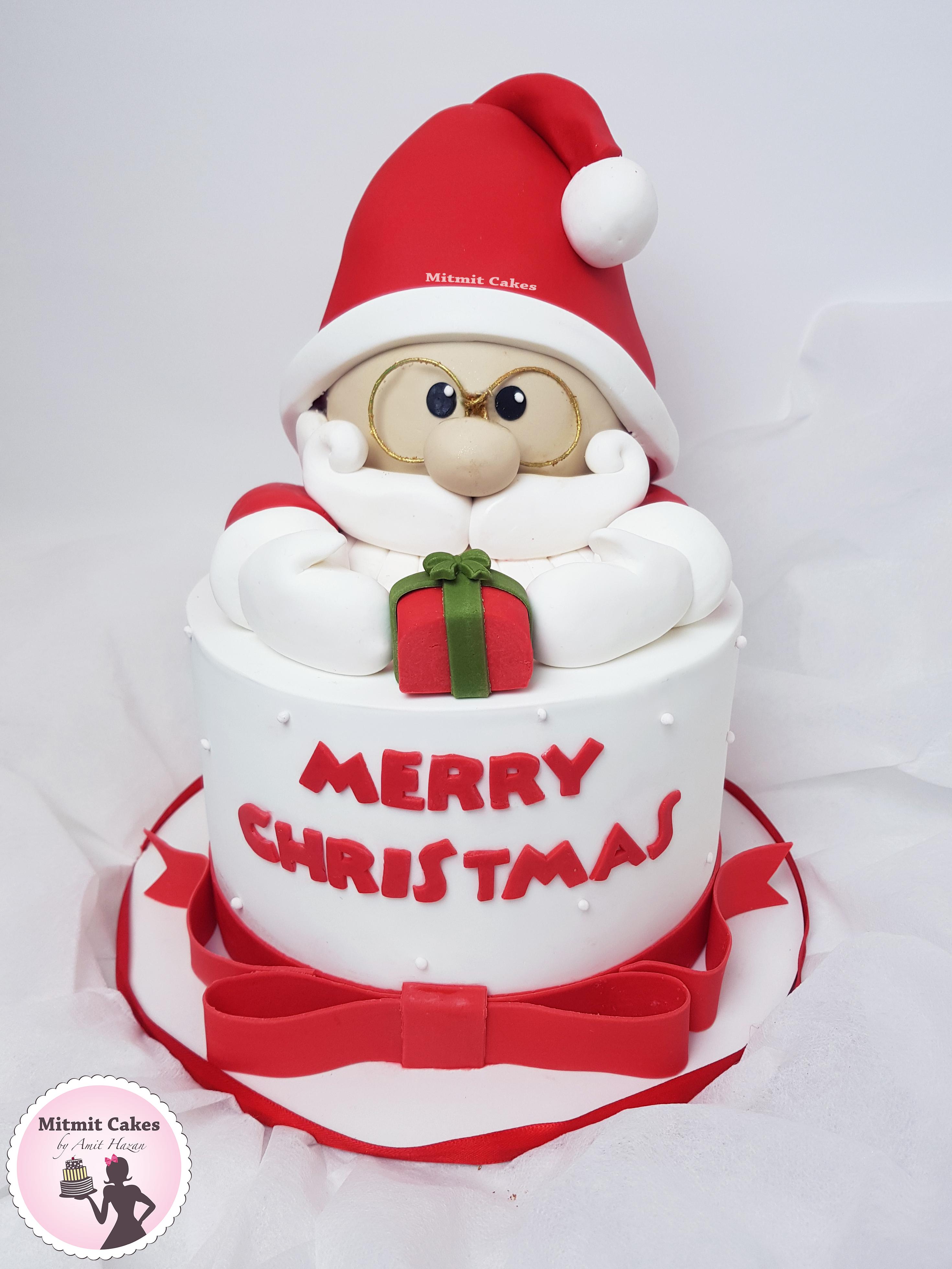 עוגה מרי קריסמס