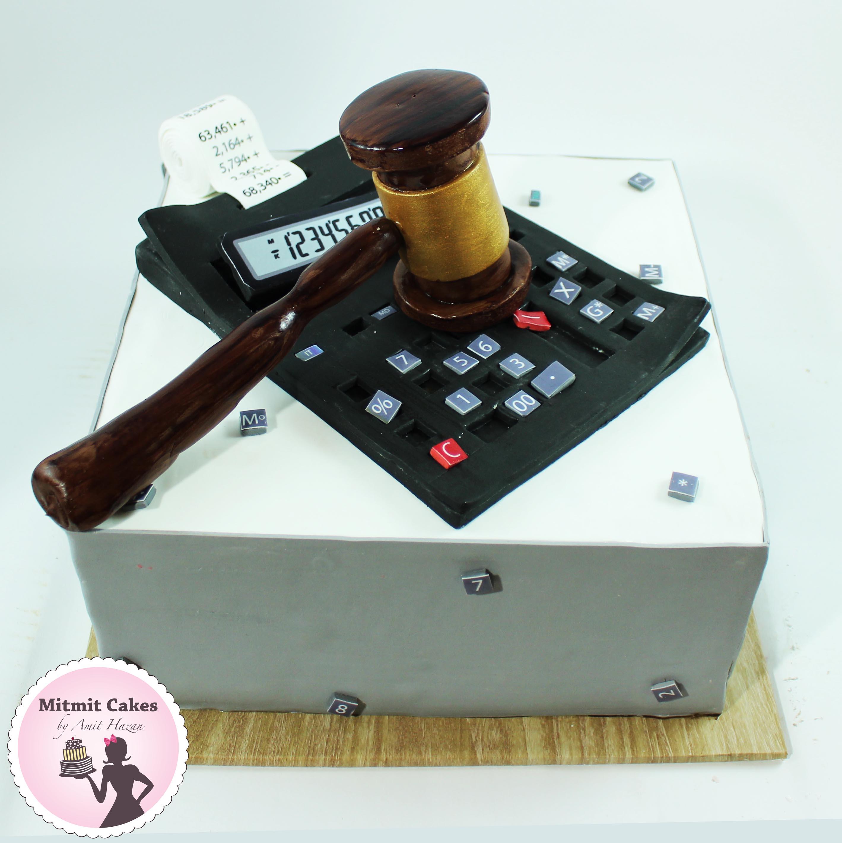 עוגת מחשבון