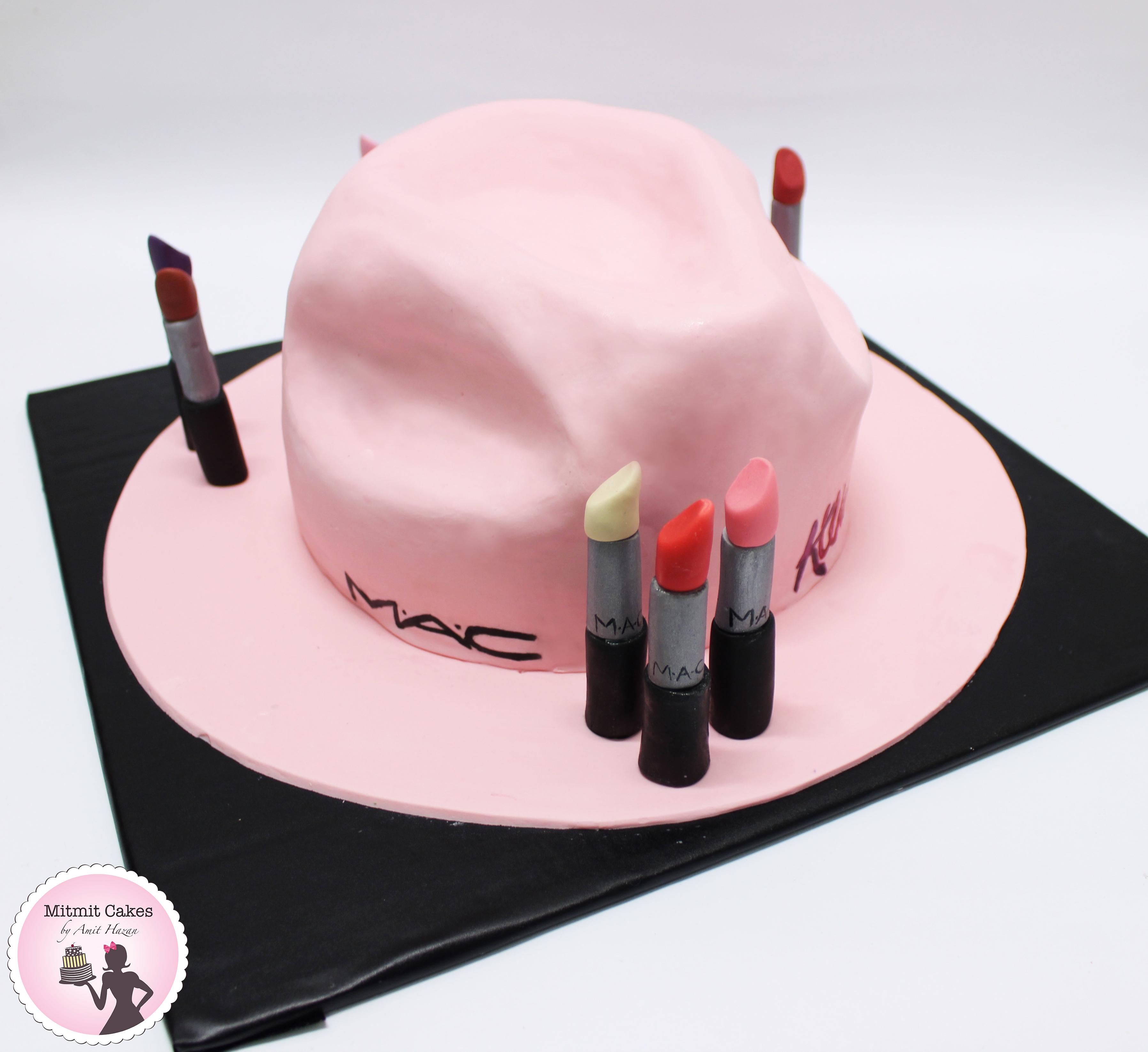 עוגה בצורת כובע