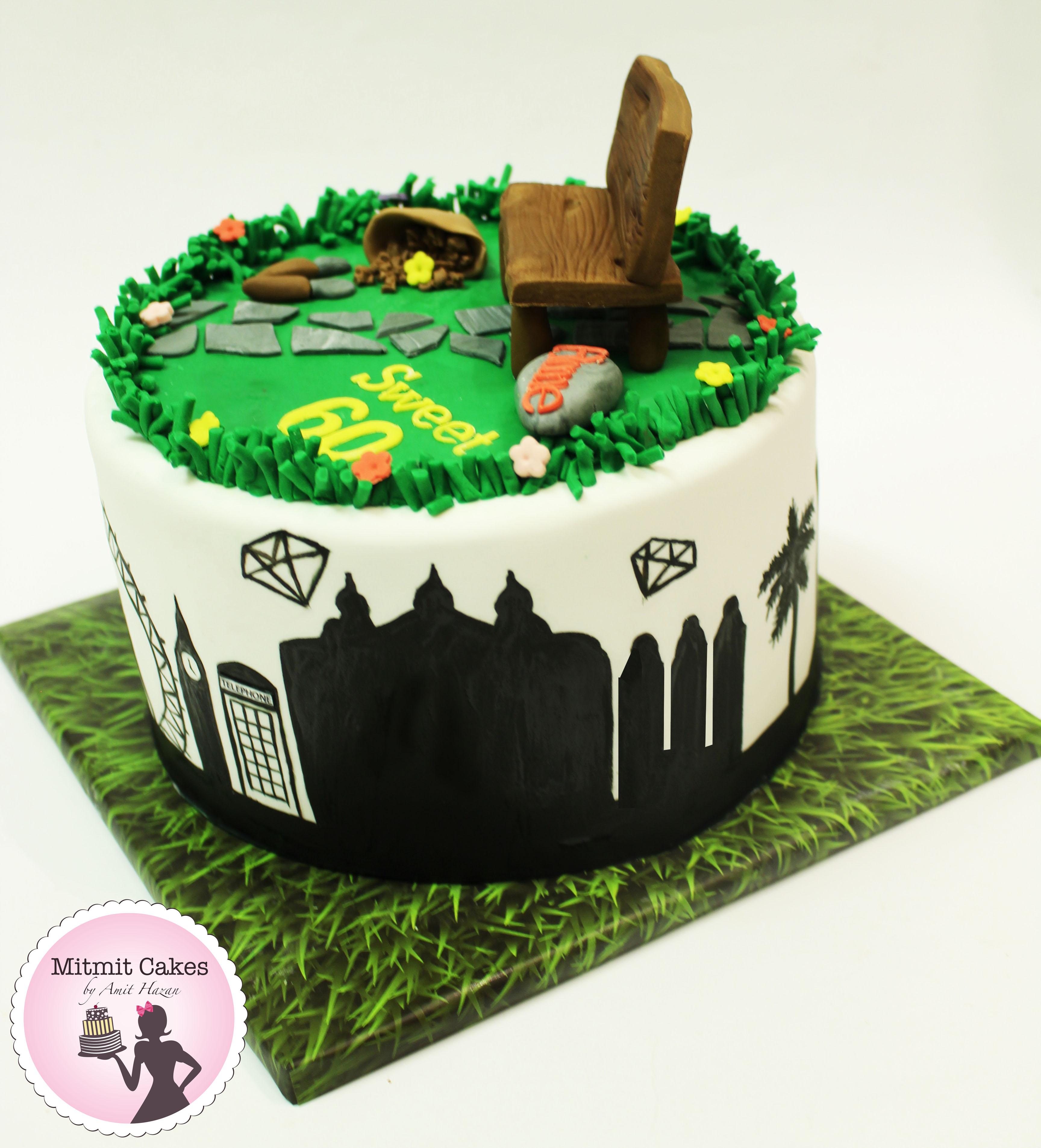 עוגת מושב