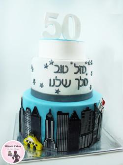 עוגה NEW YORK