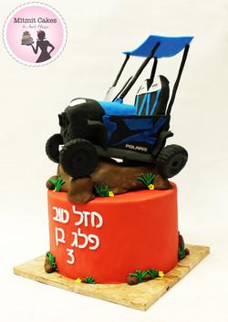 עוגת RZR