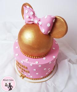 עוגה של מיני מאוס