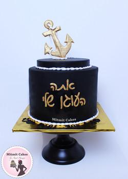 עוגה עוגן