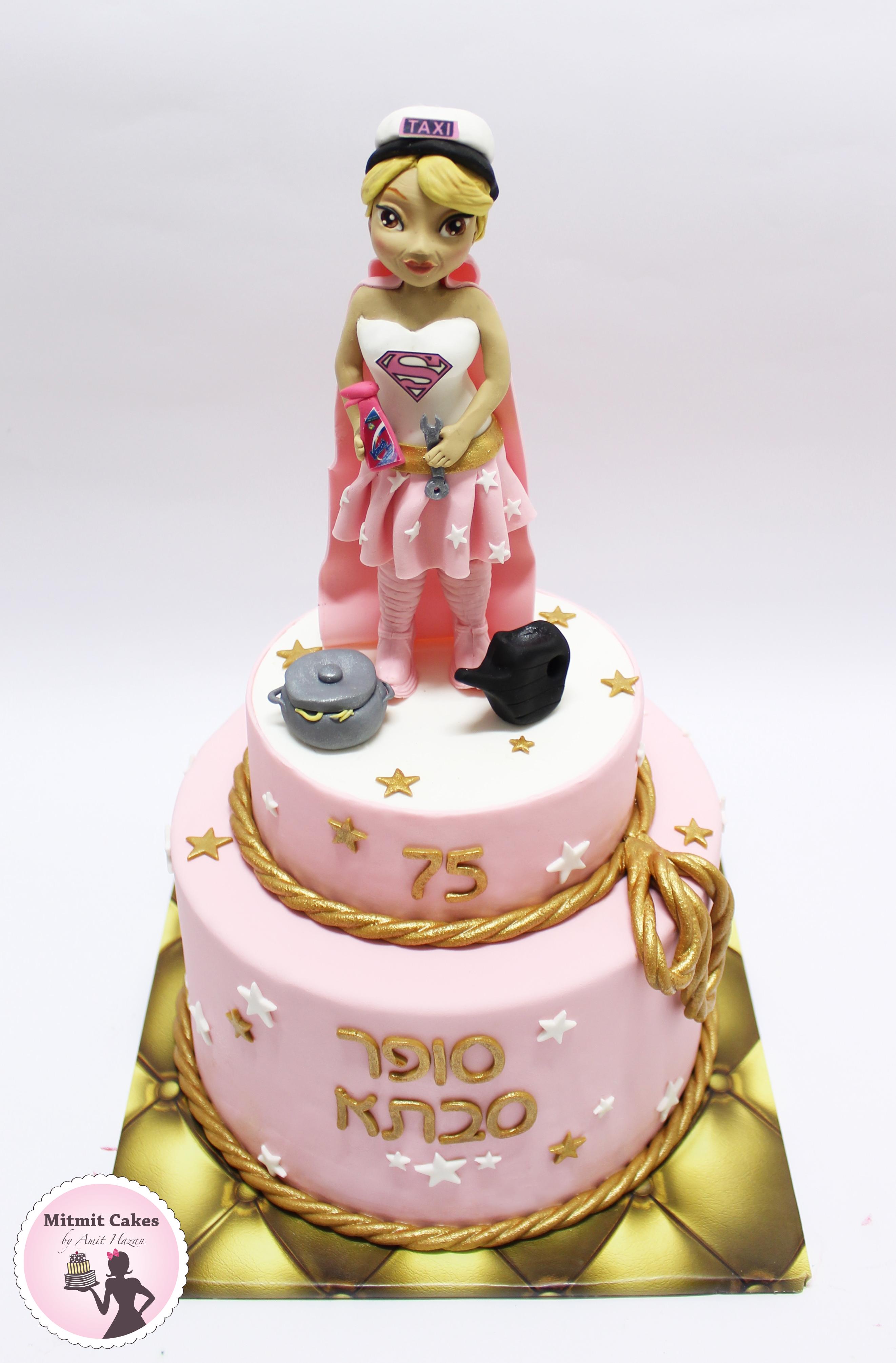 עוגה סופר סבתא
