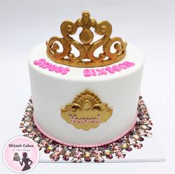 עוגת Sweet sixteen