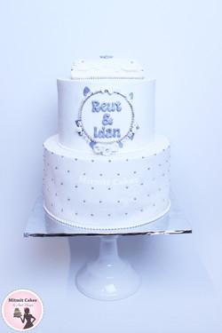 עוגה להצעת נישואין