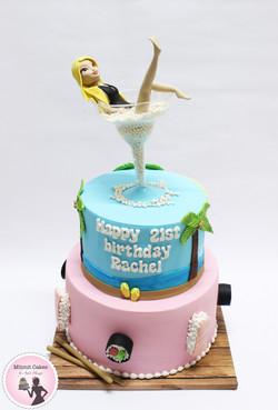 עוגה החיים הטובים