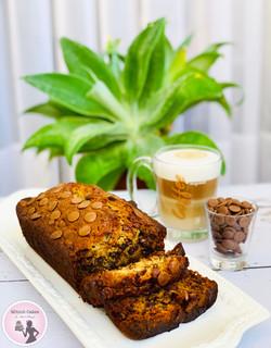 מתכון עוגת בננה שוקולד צ'יפס